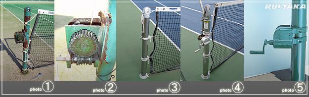 テニスポストの歴史:ルイ高